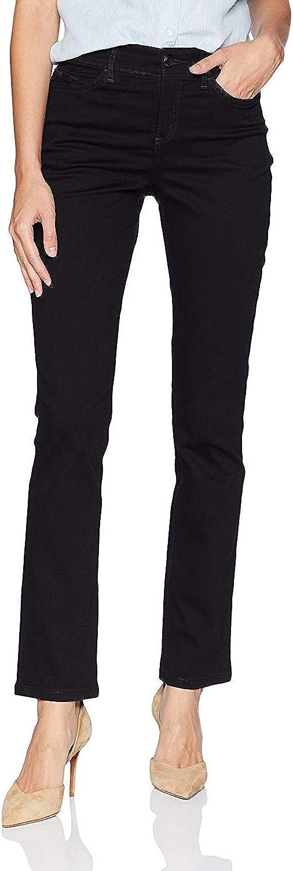 LEE Women's Flex Motion Regular Fit Jean Portland Mall Straight Memphis Mall Leg