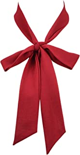 SISIDI Women's Folding Bow Tie Bow Ties - Various Colors