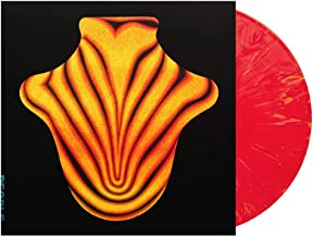 Big Red Machine Sunburst Vinyl