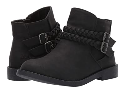 Blowfish Kids Kindly-K (Little Kid/Big Kid) (Black Rodeo PU) Girls Shoes