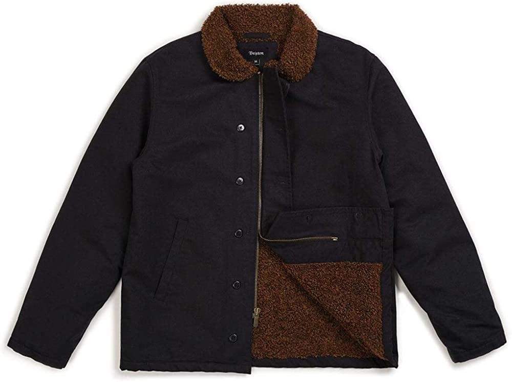 Brixton Mast Jacket Black