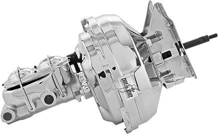 Tuff Stuff 2123NA1 8 Chrome Brake Booster with 2020NA Master Cylinder