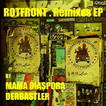 Rotfront Remixes EP