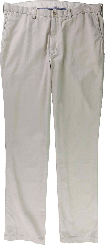 Ralph Lauren Mens Classic Casual Chino Pants, Beige, 40 TallW x 36L