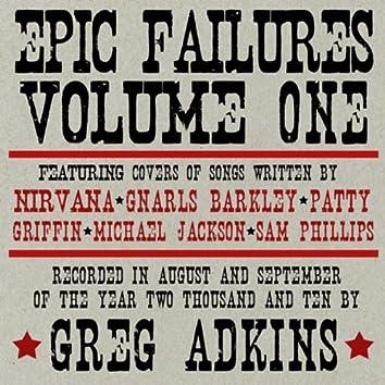 Epic Failures Volume 1