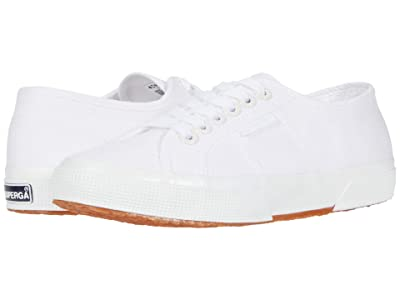 Superga 2750 Cotwbigeye Sneaker (Total White) Women