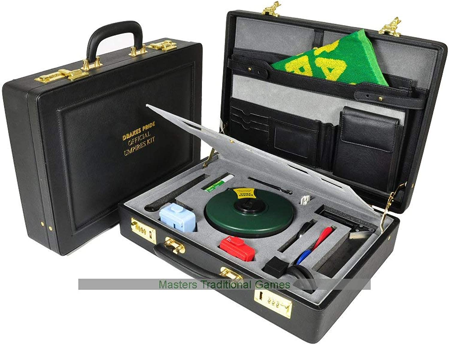 Official Drakes Pride Umpires Kit in Attache Case
