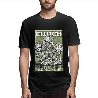 Best clutch band t shirt Reviews