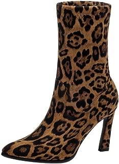 Zanpa Women Fashion Soft Boots 3 Shafts Ankle Boots