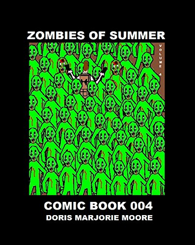 Zombies of Summer - Comic Book 004 (English Edition)