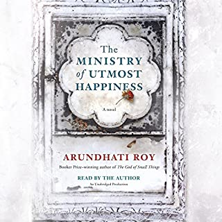 The Ministry of Utmost Happiness cover art