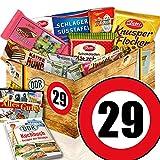 Geschenk zum 29. Geburtstag | Schokoladen Box DDR | Geschenke Geburtstag Mann