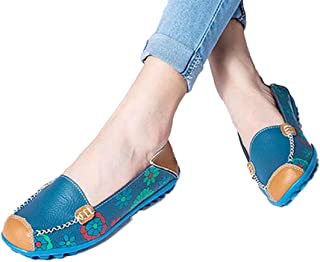 Women Summer Shoes,Todaies New Women Leather Shoes Loafers Soft Leisure Casual Shoes