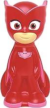 Lexibook PJ Masks Catboy, PJ Masks Owlette LED-nachtlamp voor kinderen, Zakformaat, Batterij, Rood/Roze, NLJ001PJM2