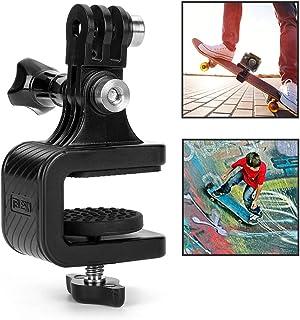 SJPZWCRL Soporte de cámara rotatorio para monopatín para GoPro Xiaoyi y Otras cámaras de acción