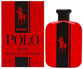 Polo Red Intense by Ralph Lauren for Men - Eau de Parfum, 125ml