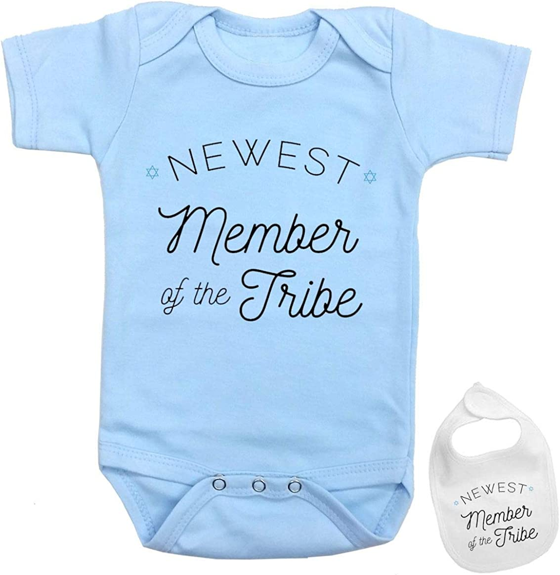 New to the Tribe Bodysuit Baby Girl Bodysuit Baby Bodysuit