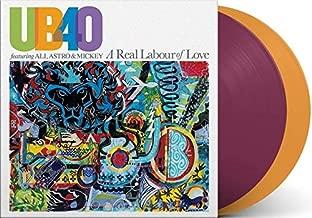 Α ɌꬲaΙ Laƅοuꭈ οƒ Lονꬲ (2LP Coloured Vinyl-set). UK Edition