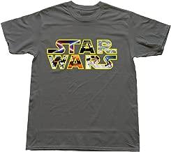 Goldfish Men's Cool Style Pre-cotton Star Wars T-Shirt
