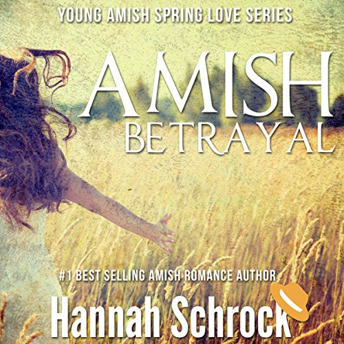 Amish Betrayal cover art