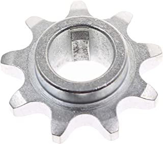 Carbhub 9T Jackshaft Sprocket 5/8 41/420 Manco Go Kart Mini Bike,  9 Tooth 5/8 Jack Shaft Replaces Manco/American Sportworks part# 8720-1125