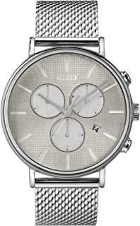 Timex Mens Quartz Watch, Chronograph Display and Stainless Steel Strap TW2R97900
