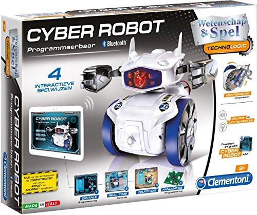 Clementoni 66664.5 Cyber-Roboter , Spiel
