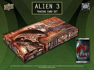 2019 Upper Deck Alien 3 Hobby Box
