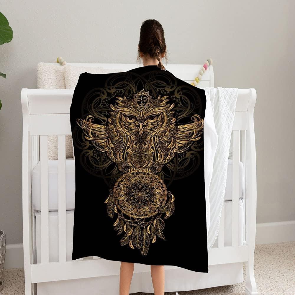 Ranking TOP5 LPVLUX Hand Drawn Ornate Spiritual Denver Mall Symbols Totemic Blanket Supe