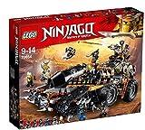 Lego Ninjago Dieselnaut 70654 (1179 Pezzi)