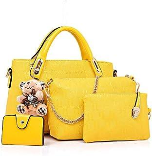 4 Pieces Women's Bags Set