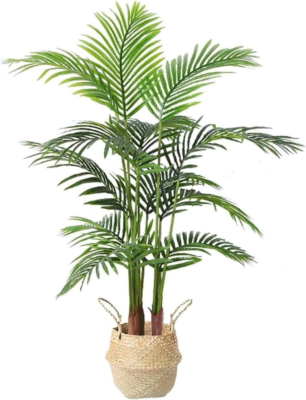 Popular products DSWHM Artificial Super special price Bonsai Tree 47 Inches Floor Fake f Plant - Tall