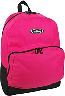 Everest Luggage Classic Backpack with Front Organizer