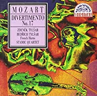 Mozart: Divertimento No.17
