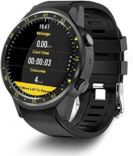 EVERYDI TenFifteen F1 Sports Smart Watch GPS Smart Watch Phone 1.3 inch MTK2503 Dual Bluetooth Beidou Camera Heart Rate/Sleep Monito