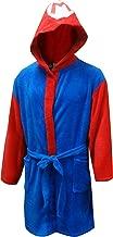 Nintendo Men's Super Mario Plush Adult Robe