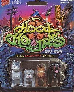 Hood Hounds Pitbull Rottweiler Bulldogge Hoppin Hydros 800 1:24