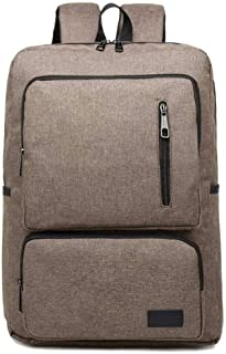 Fyuanmeiibb Backpack, Sizing : 44 * 30 * 12cm), Men and women multi-function travel fashion Oxford Brass chain. business b...