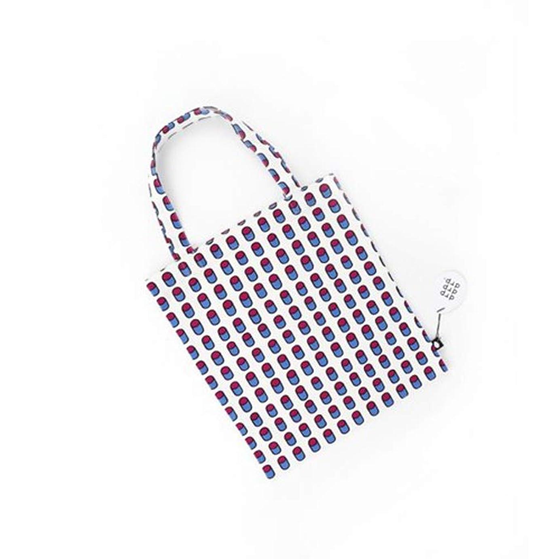 田舎ギャング無知【dropdropdrop】 エコバッグ 折り畳み エコイーナ トートバッグ ショッピングバッグ 買い物バッグ サブバッグ