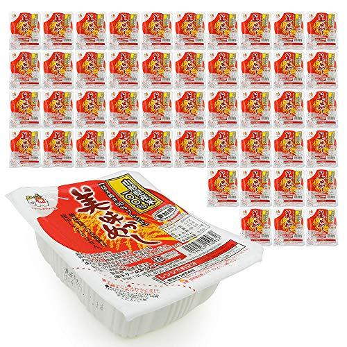 パックご飯 うまかめし 200g×48個 (白米) 山形県産米