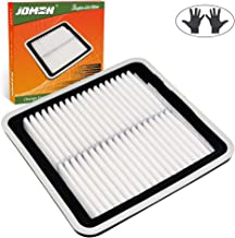 JDMON Engine Panel Air Filter for Subaru Replacement (CA9997) for (2008-2016) Impreza,(2008-2016) Legacy,(2005-2016) Outback,(2015-2016) wrx,(2009-2016) Forester,(2008-2014) Tribeca