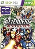 xbox 360 game marvel - Marvel Avengers: Battle For Earth - Xbox 360