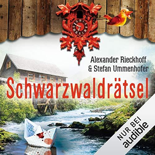Schwarzwaldrätsel cover art