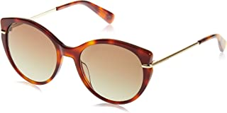 LONGCHAMP Women's Sunglasses, Oval, Lcmp Heritage
