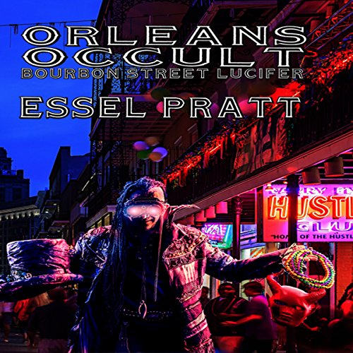 Orleans Occult: Bourbon Street Lucifer audiobook cover art