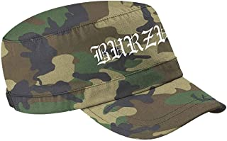 Burzum Army Cap Band Logo Hvis Lyset Tar OSS New Official Camo Green