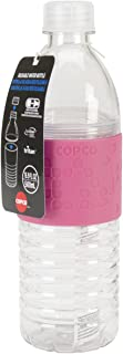 Copco 2510-2292 Hydra Reusable Tritan Water Bottle with Spill Resistant Lid and Non-Slip Sleeve, 16.9-Ounce, Pink