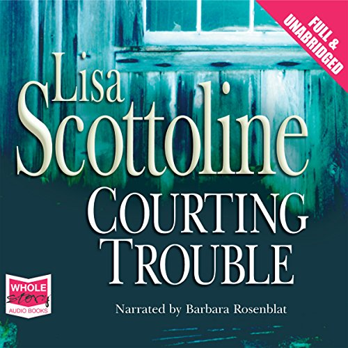 Courting Trouble     Rosato and Associates, Book 9              By:                                                                                                                                 Lisa Scottoline                               Narrated by:                                                                                                                                 Barbara Rosenblat                      Length: 10 hrs and 39 mins     Not rated yet     Overall 0.0
