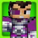 Los personajes pieles para Minecraft.