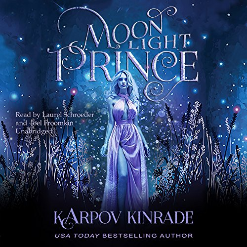 Moonlight Prince audiobook cover art